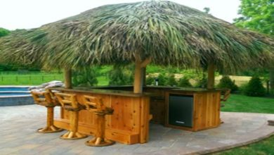 Photo of Custom Tiki Hut Kits