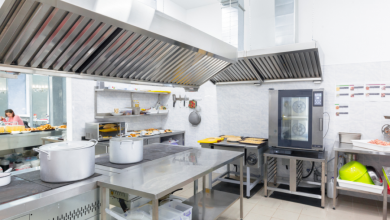Photo of Ghost Kitchens Buiilding, Innovation in Current Culinary Business
