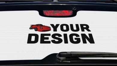 Photo of Windshield Decals – Types Of Decal Materials Widely Used Nowadays