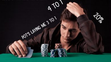 Photo of Poker Ratio Odds Chart and How To Use It In Poker Games