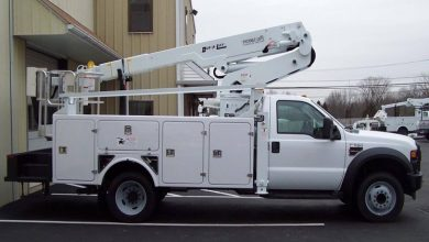 Photo of 5Types of Bucket trucks Before You Opt For One