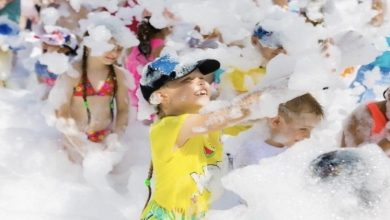 Photo of Foam party review