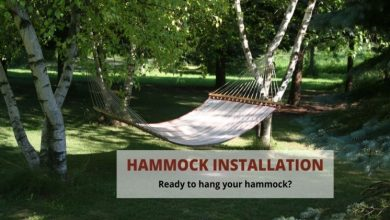 Photo of How to Install a Hammock – Newbie Guide