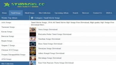 Photo of Starmusiq | Star musiq | Starmusiq offers high-quality Tamil music.