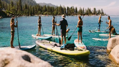 Photo of Top 4 Places in the US to Go Paddleboarding