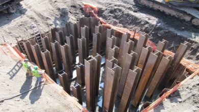 Photo of Type of Pile Foundations