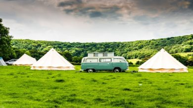 Photo of 5 places where you can go for glamping