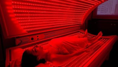 Photo of Here is how to use red light therapy from the comfort of your own home!
